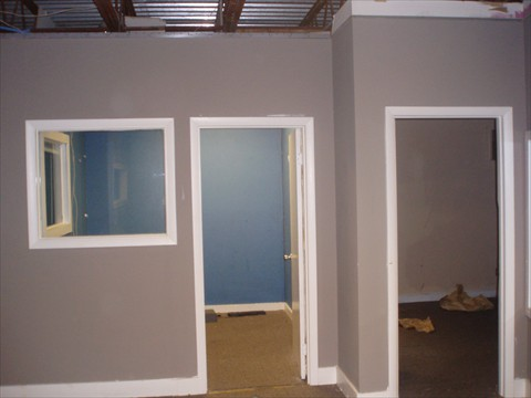 Office Partitions and Additions